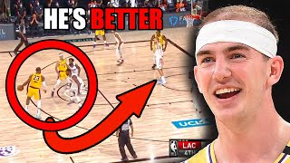 The REAL Reason Why Alex Caruso Is SO Important To LeBron & The Lakers In The NBA Bubble (Ft. Memes)
