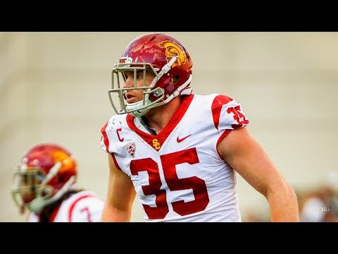 Freshman All-American || USC LB Cameron Smith 2015 Highlights ᴴᴰ