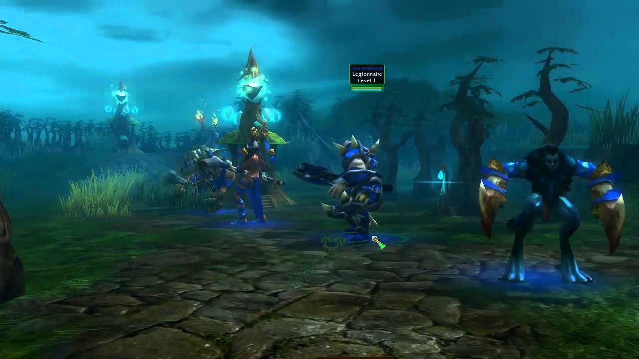 Heroes Of Newerth Juego De Rol Y Estrategia Para Pc Gratis Youtube