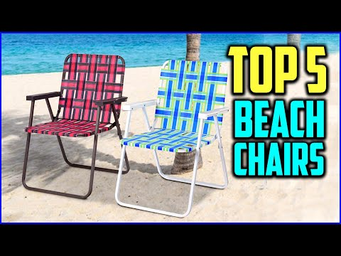 Top 5 Best Beach Chairs In 2020 Reviews