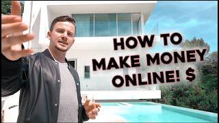 طرق شرعي لكسب المال على الانترنت - احترس من BS!