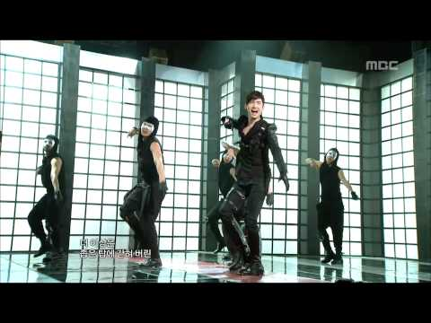 TVXQ - Maximum, 동방신기 - 맥시멈, Music Core 20110305