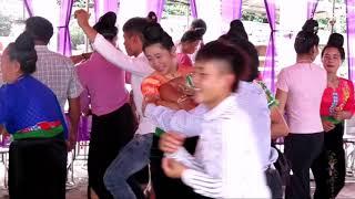 Mừng Tân Hôn cô dâu Xuân Hậu chú rể Ngọc Chiến Bản Nà Nọi xã Chiềng Mung