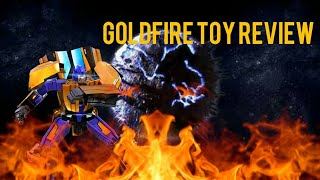 Goldfire Toy Review