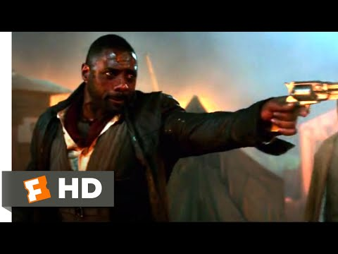 The Dark Tower 2017  The Taheen Attack  510  Movies