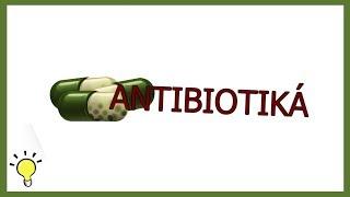 Kritický problém s ANTIBIOTIKAMI