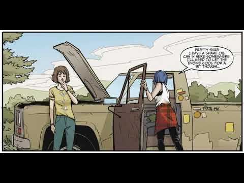 Life Is Strange Dust Issue 2 Of 4 Comic Reading thumbnail