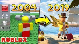 THE INCREDIBLE FEATURE THAT CAME TO ROBLOX 15 YEARS LATER! (2004-2019)