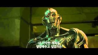 어벤져스 : 에이지 오브 울트론 - 스닉픽 - 울트론과 아이언맨의 대결