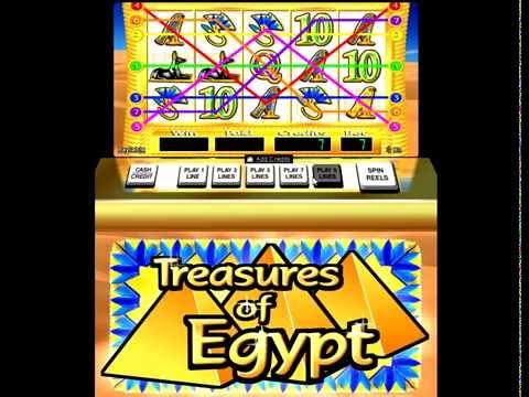Slots- Treasure of Egypt