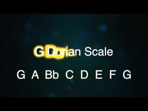 Jam Track - 30 Minute - Dorian Rock in G - Backing Track - Gm7