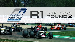 Race 1 - Round 2 Barcelona F1 Circuit - Formula Regional European Championship by Alpine