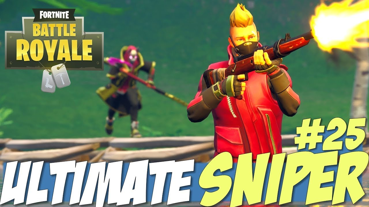 Fortnite Battle Royale Ultimate Sniper Kills Of The Week  Best Fortnite Kills