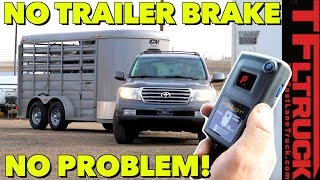 Is This The Future of Towing? Wireless Brake Controller Makes Hauling Heavy Painless and Safe! thumbnail