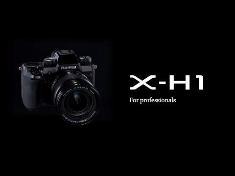 FUJIFILM X-H1 Promotional Video | FUJIFILM