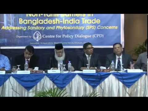 Non Tariff Barriers in Bangladesh India Trade Addressing SPS Concerns
