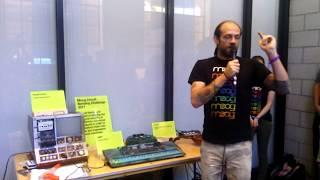 Moog Circuit Bending winner 2017!