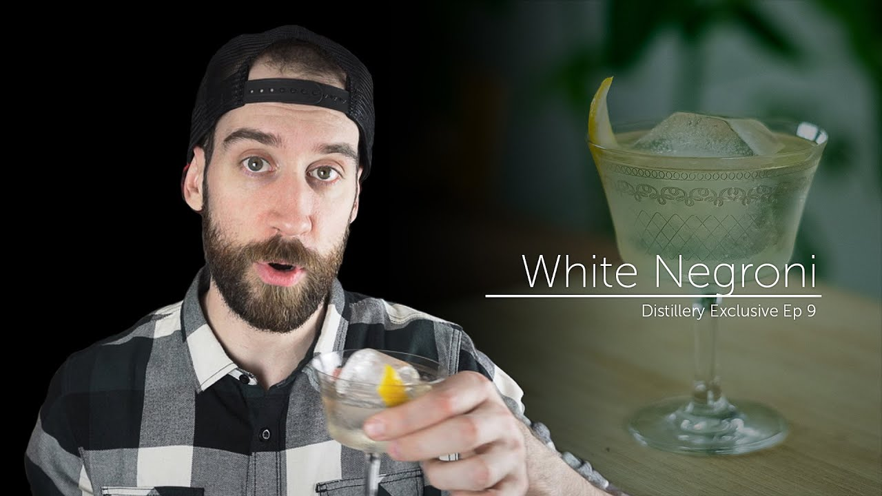Woods Spirit Company White Negroni - Distillery Exclusive Ep 09
