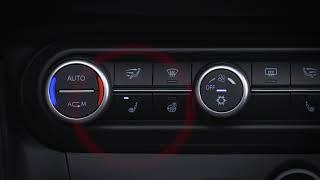 Heated Seats - How to use the seat warmers | 2018 Stelvio | Alfa Romeo