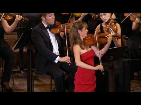 Lisa Batiashvili (3/3) Prokofieff Violin Concerto No. 1 in D, op. 19 -  3. Finale. Moderato