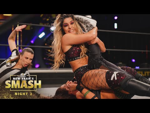 Was There a New NWA Women's Champion Crowned on Dynamite? | AEW New Year's Smash Night 2, 1/13/21