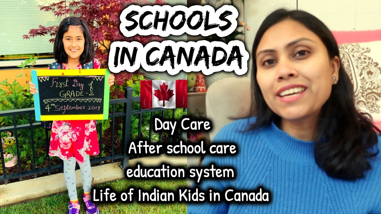 School and Education System in Canada - Daycare / Childcare