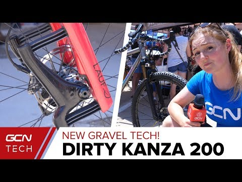 Dirty Kanza All Things Gravel Expo   Brand New Gravel Tech