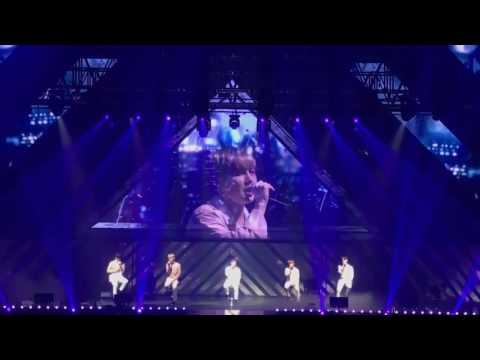 DOWNPOUR Produce 101 Season 2 Final Concert Day 2 fancam