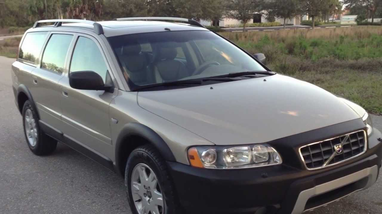 2005 volvo xc70 review