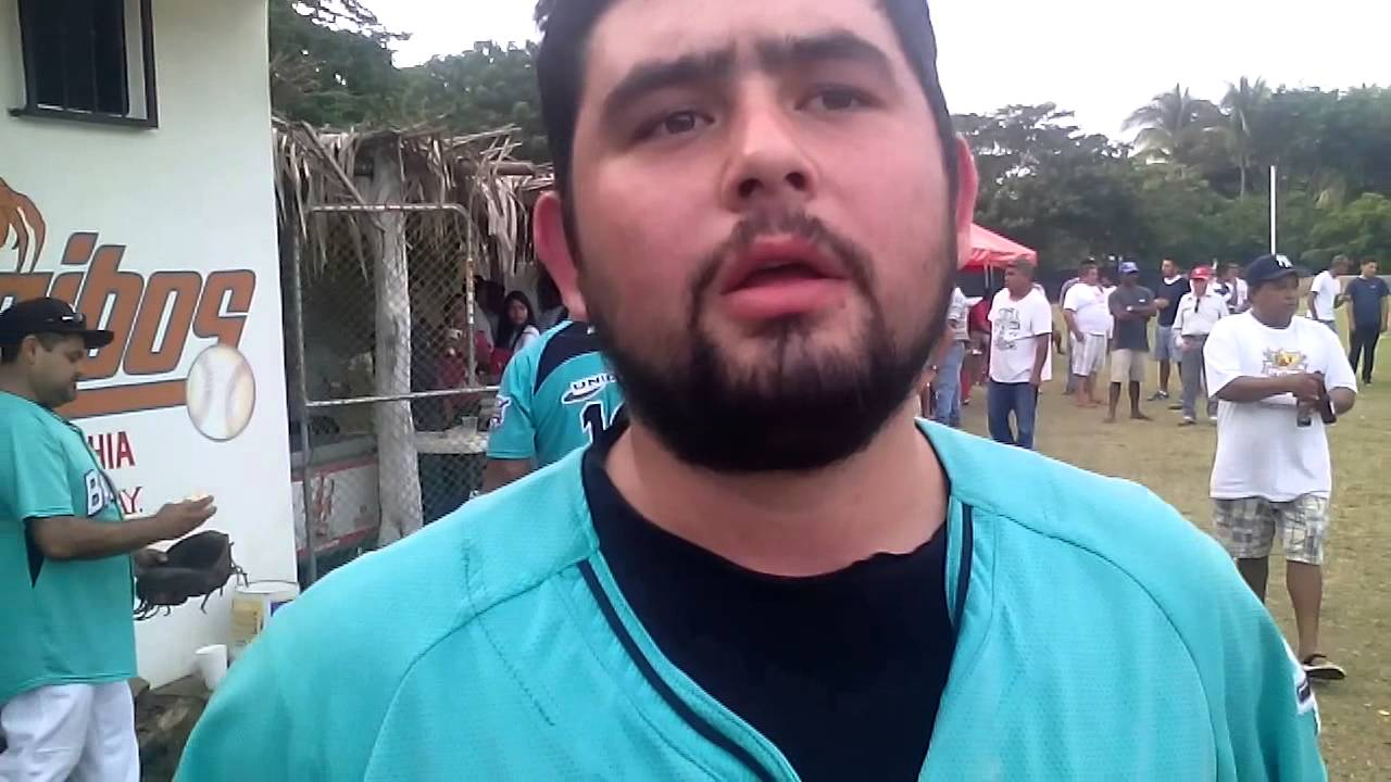 Download Aldo Salinas, lanzador de Jaibos de la Bahía