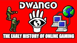 Early History of Online Gaming - DOOM and DWANGO