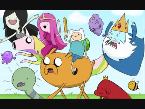 Adventure Time You Are My Bestfriends In The World Youtube