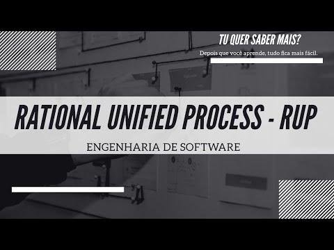 Engenharia de Software - Rational Unified Process (RUP)
