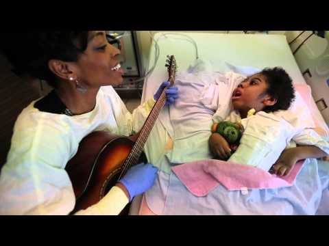Sick Kids - Music Therapy