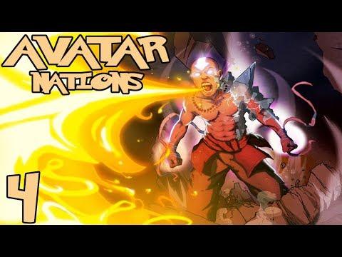 KILL THEM!    Avatar Nations Episode 4 (Minecraft Avatar Modpack)