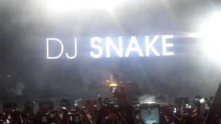 Dj Snake intro at Mad Decent(Brooklyn)