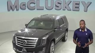A97795JA Used 2015 Cadillac Escalade Premium 4WD Test Drive, Review, For Sale -