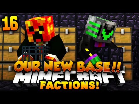 "Minecraft COSMIC FACTIONS ""NEW BASE!!"" #16 w/PrestonPlayz (Season 6)"