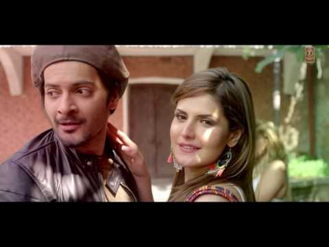 Zareen Khan,Ali Fazal  HOT   Latest Hindi Song 2016