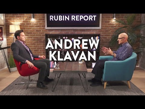 Andrew Klavan and Dave Rubin: Left vs Right, Trump, and the