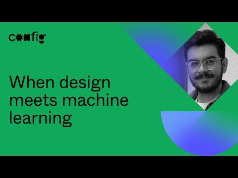 When Design Meets Machine Learning - Lalo Martínez (Config 2021)