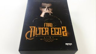 Fard - Alter Ego 2 Box Unboxing