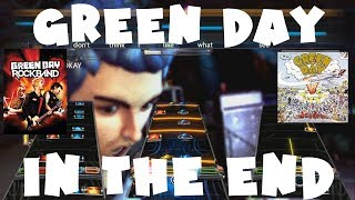 Green Day - In The End - Green Day Rock Band Expert Full Band