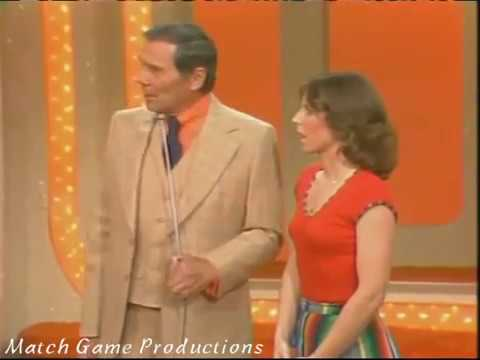 Match Game 77 (Episode 980) (Gene Becomes the Contestant?)