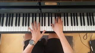 Luke Combs - Beautiful Crazy piano cover