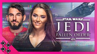 Johnny Gargano and Tegan Nox explore Zeffo! Star Wars Jedi: Fallen Order: LeftRightLeftRight #10