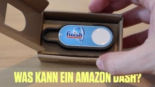 Wie funktioniert ein Amazon Dash?