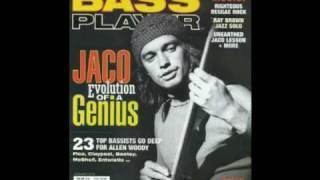 "Jaco Pastorius play ""Jaco Reggae""  by Jan Jankeje"