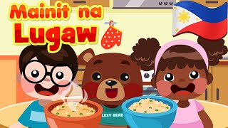 Pease Pudding Hot in Filipino | Philippines Kids Nursery Rhymes & Songs | Awiting Pambata