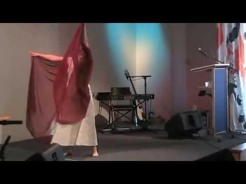 El Shaddai - Michael Card - worship dance